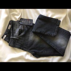 MAVI Women's Alexa Mid-Rise Skinny Jeans